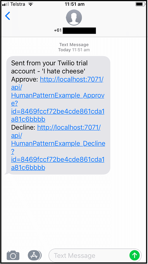 Azure Functions and Twilio integration