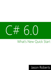 C# 6 eBook Cover Image