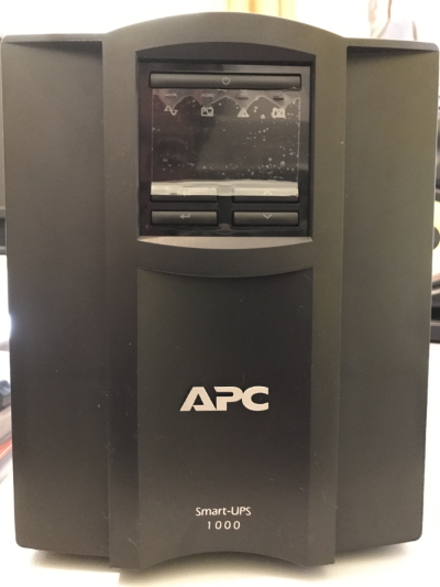 APC Smart-UPS 1000VA LCD 230V Front