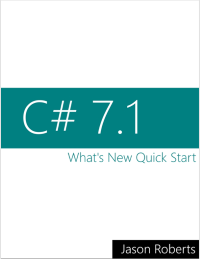 C# 7.0: What's New Quick Start Cover Page