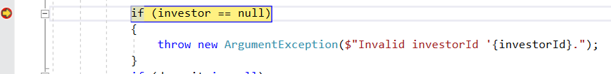 Azure Function breakpoint being hit in Visual Studio
